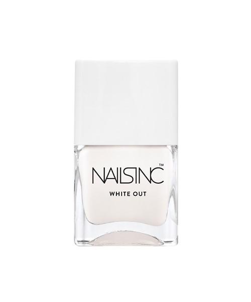 Nails.INC White Out Nail Polish