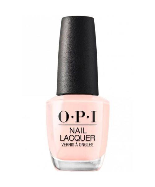 OPI Nail Lacquer in Bubble Bath - Nude