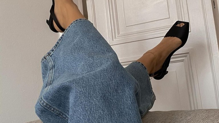 The Best Wide Leg Jeans For Spring 2021 | Find Stylish Wide-Leg Jeans from High Street Stores Online