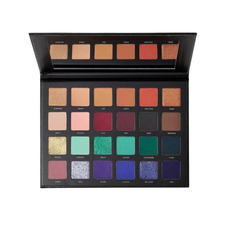 Sample Beauty The Plush Palette
