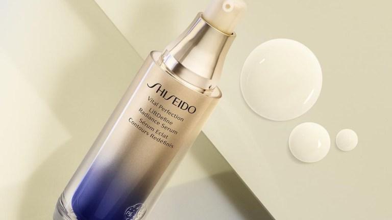 Shiseido Free Gift Offer Spring 2021
