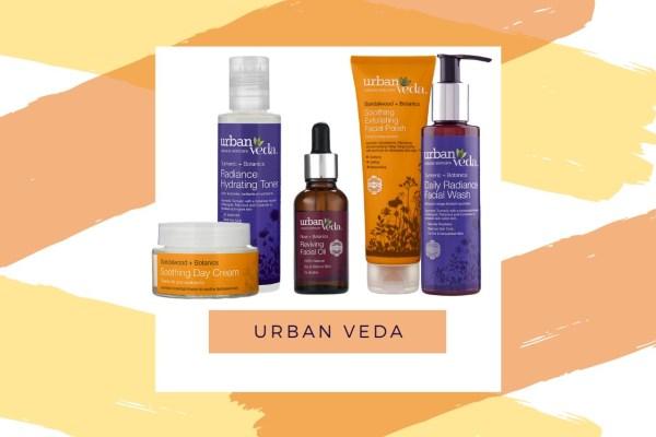 Review: Urban Veda Natural Ayurvedic Skincare Routine
