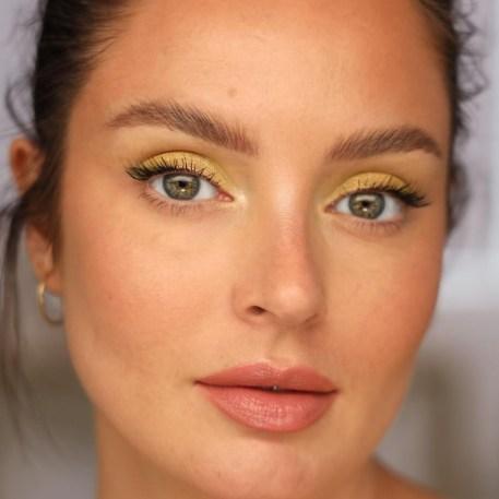 Wash of Colour Eye Makeup Look - Chloe Morello