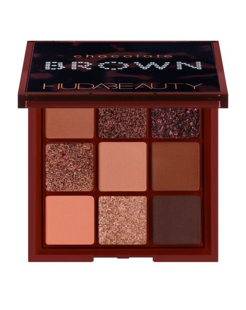 Huda Beauty Chocolate Brown Obsessions Palette
