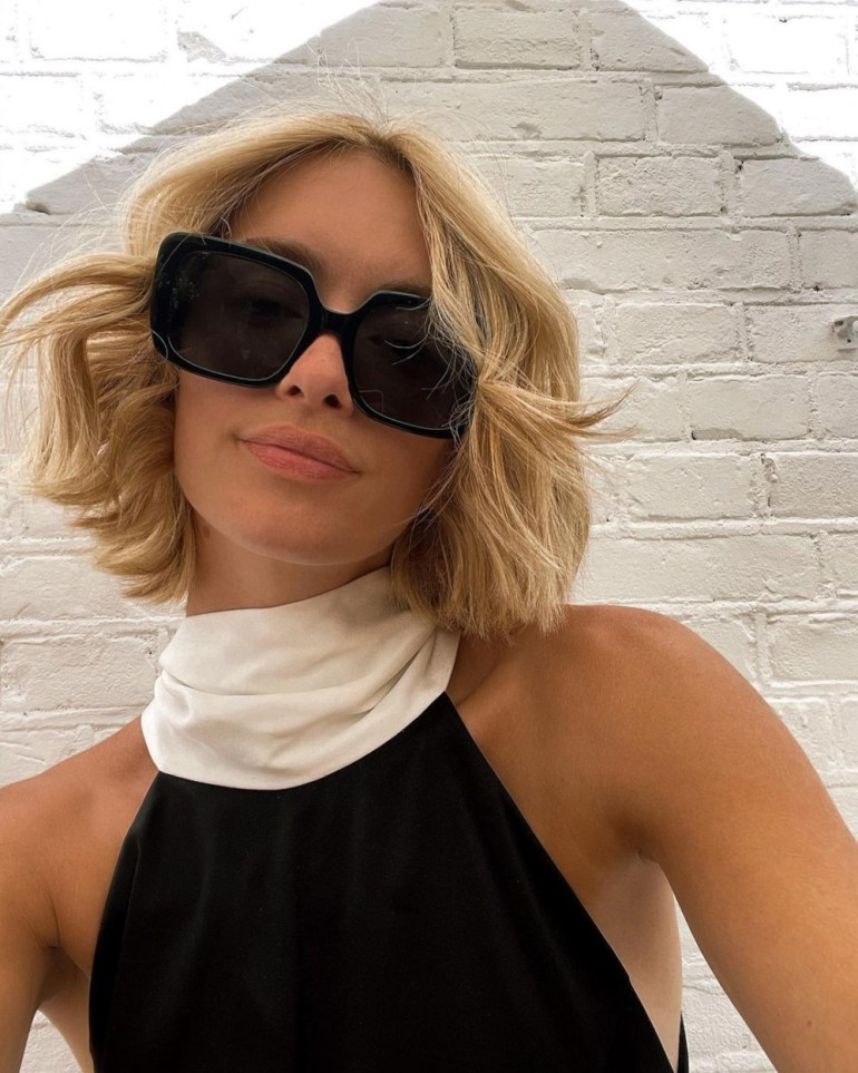 The Blunt Bob Hairstyle: Rianne Meijer - Gorgeous Short Hairstyle Ideas For 2021
