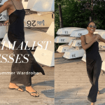 22 of the Best Minimalist Summer Dresses To Buy Now