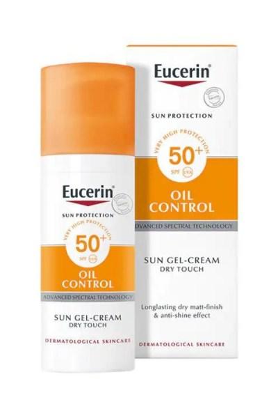 Eucerin Sun Protection Oil Control Gel-Cream