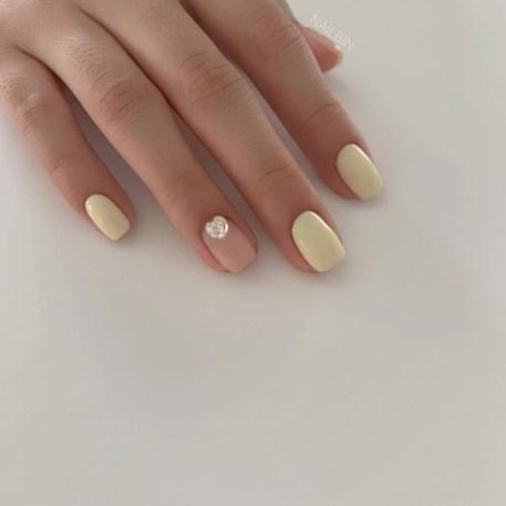 Autumn 2021 Nail Art Trends: Cute Gems - Nails by Nail Bin
