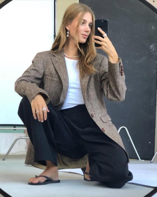 Model Cecilie Moosgaard Nielsen