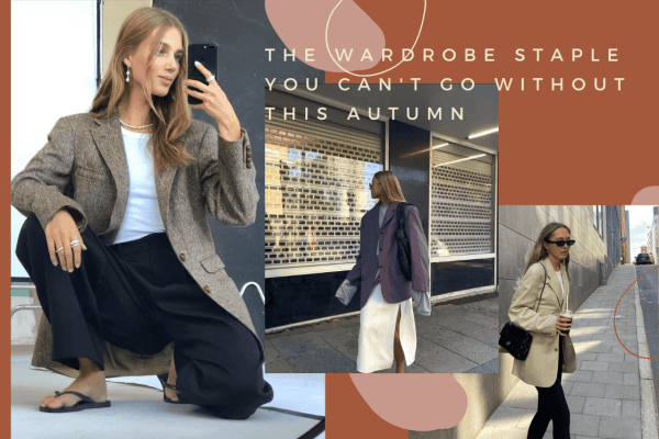 The Best Blazers to Buy For Autumn & Beyond