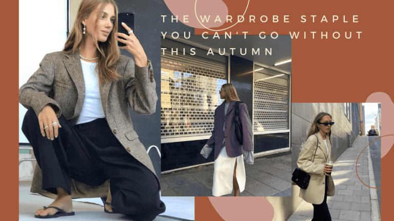 The Best Blazers to Buy For Autumn 2021 & Beyond