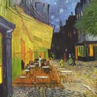 La terraza del cafe por la noche (Van Gogh, 1888)