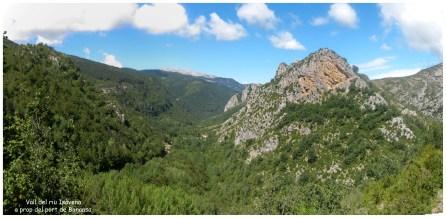 Vall del riu Isàvena