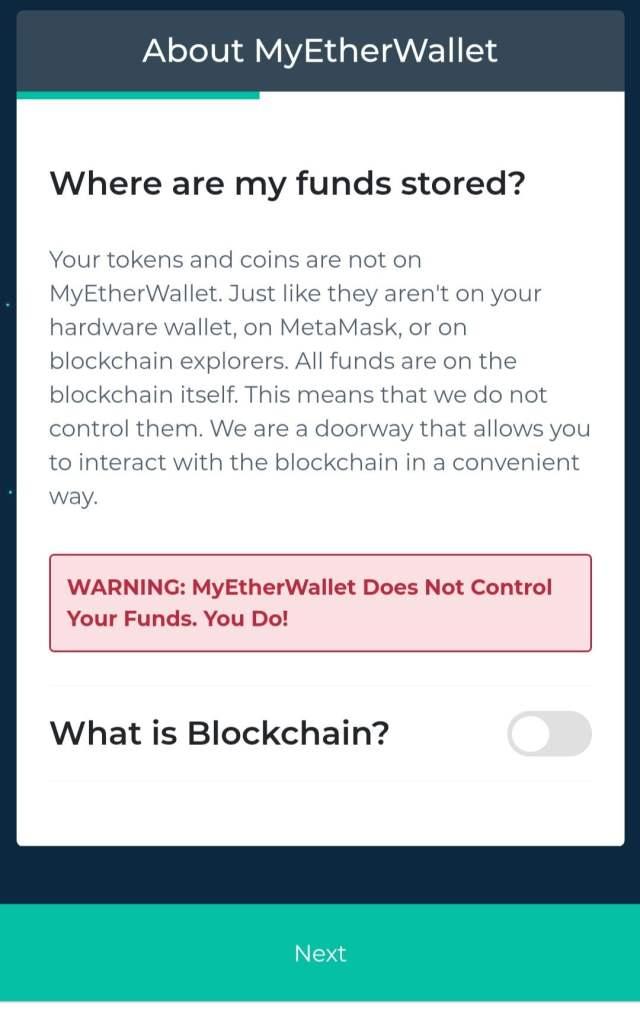 كيفية إنشاء محفظة الاثريوم Myetherwallet خطوة بخطوة: دليل المبتدئين 2019 4