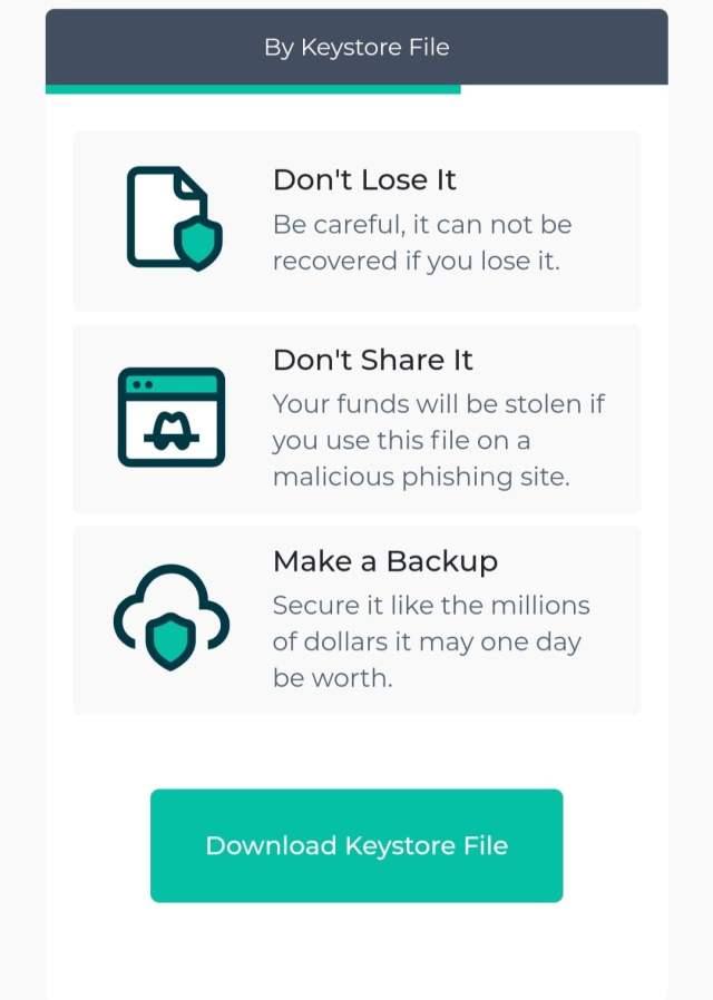 كيفية إنشاء محفظة الاثريوم Myetherwallet خطوة بخطوة: دليل المبتدئين 2019 9