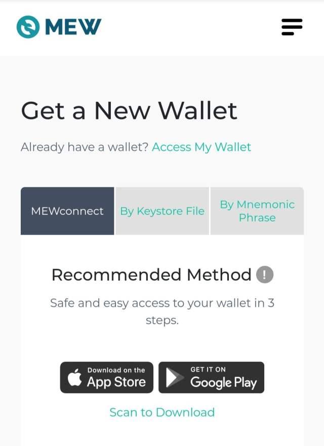 كيفية إنشاء محفظة الاثريوم Myetherwallet خطوة بخطوة: دليل المبتدئين 2020 7