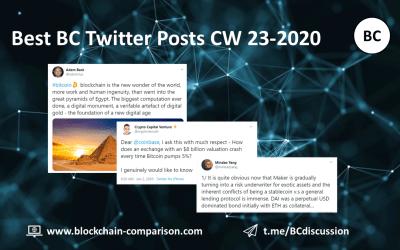 Weekly BC Insights (CW 23-2020)