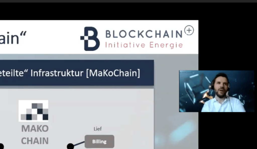 Blockchain Real Labor Energie