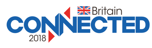 Connected Britain 2018 Logo
