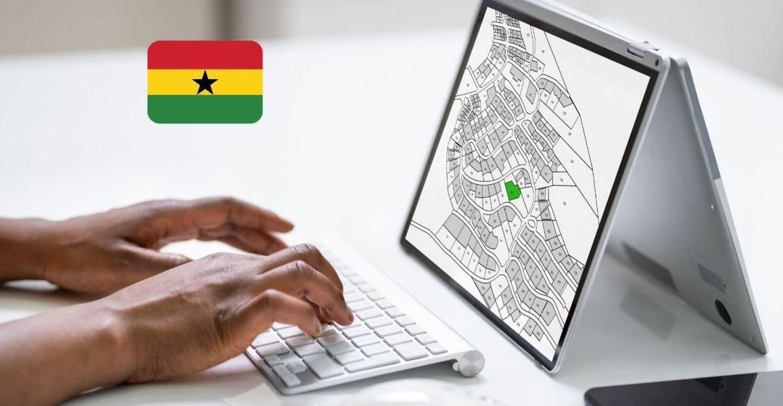 Ghana blockchain cadastre