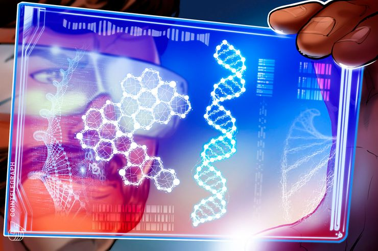 blockchain in genomics