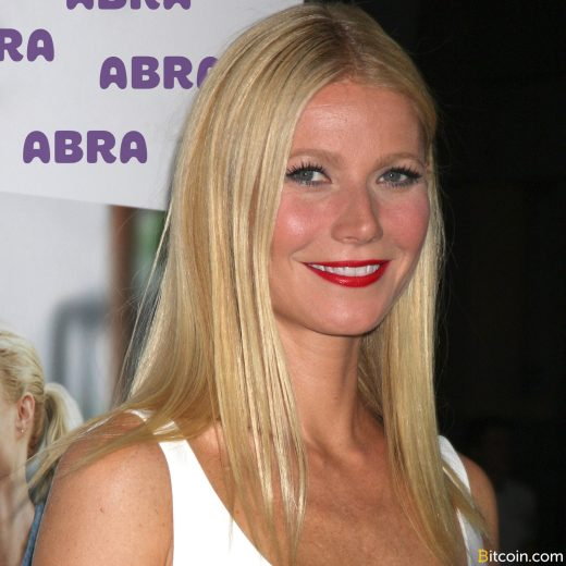 Block Chain Life Gwyneth-Paltrow