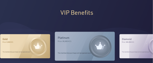 kucoin tier levels