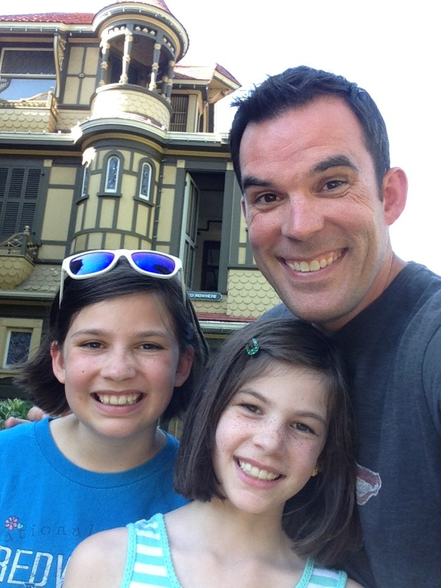 Winchester Mystery House!