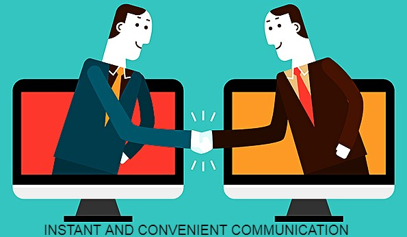 Virtual Communication in work place