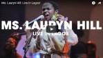 Lauryn Hill in Nigeria!