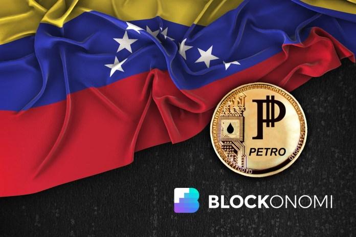 Venezuela Petro Coin