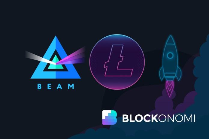 Litecoin Price Beam Announcement