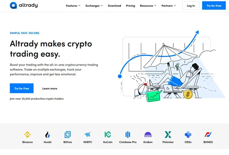 all-in-one cryptocurrency trading software