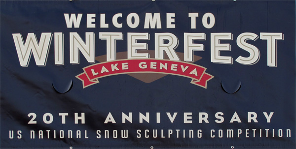 Welcome to Winterfest – Lake Geneva, Wisconsin