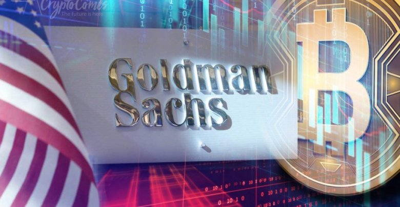 Goldman Sachs Is Also A Bitcoin Exchange