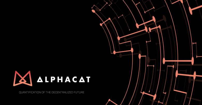 Alphacat: Decentralized Predictive Investment Tools for Cryptocurrencies