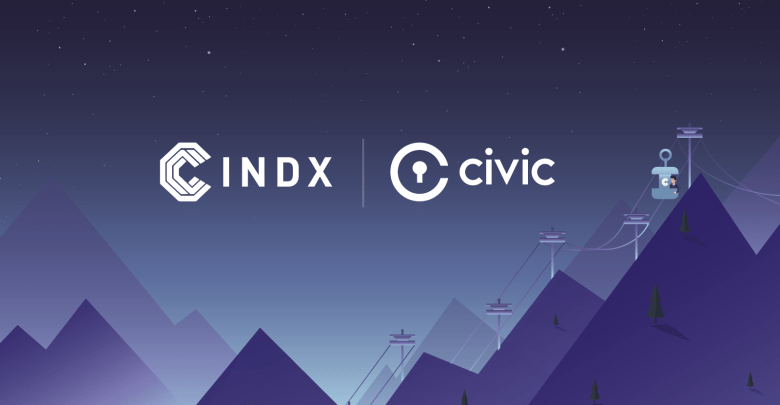 CINDX Implements Civic's Reusable Know Your Customer (KYC) Service Across its Platform