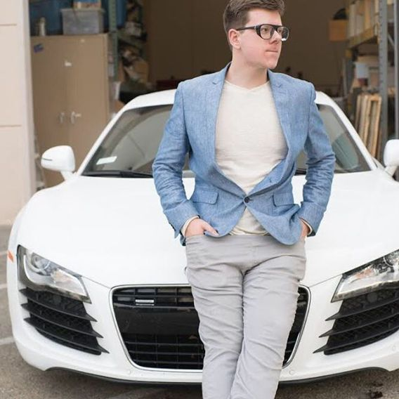 From fast cars to private jets, the youngest bitcoin Millionaire has seen it all