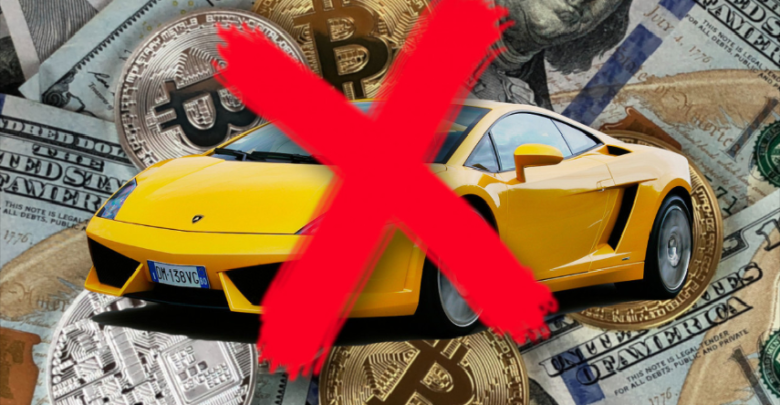 Crypto Startup Founders Luxury Cars and Property Seized
