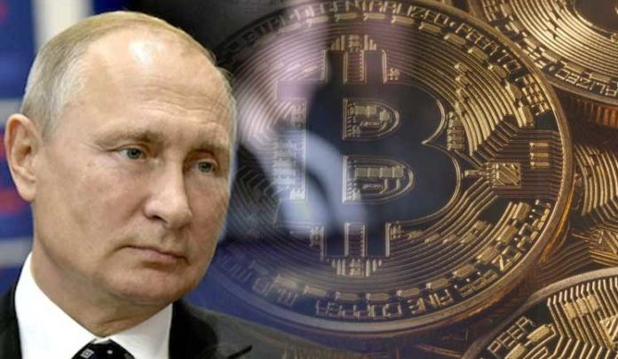 Putin Wants to Keep a Check on Bitcoin and Cryptos Through Firewall