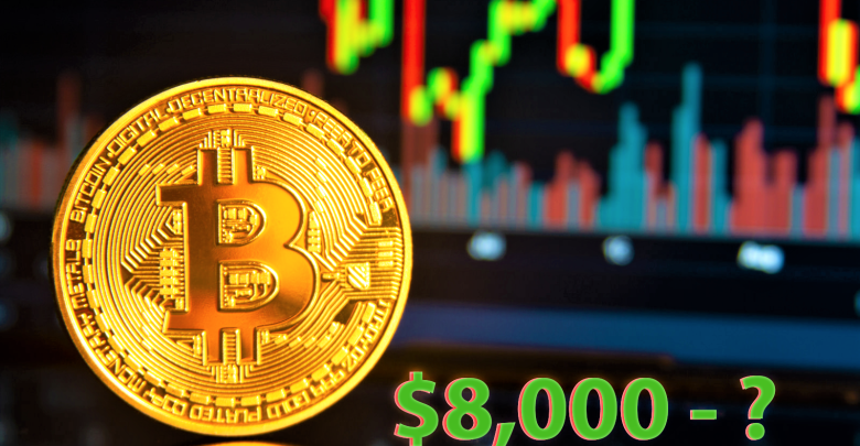 Bitcoin (BTC) Price Predictions as it Goes Past $8,000