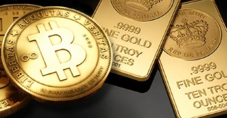 Drop Gold Buy Bitcoin #DropGold Grayscale Investments Ad