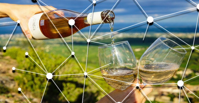 Photo of Wine Over Blockchain: Tech Assisting the $400 Billion Industry