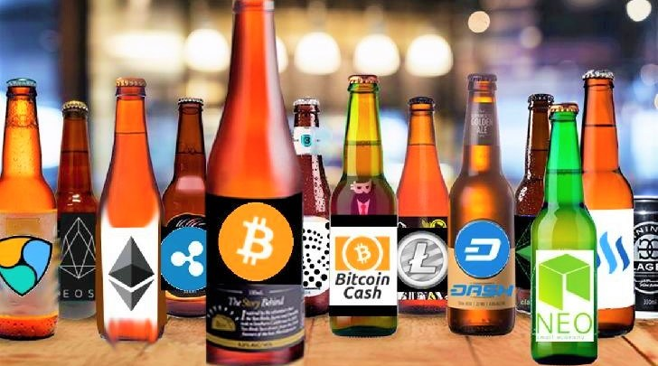 Photo of Beer Over Blockchain: Company Behind Budweiser Invests in Tech