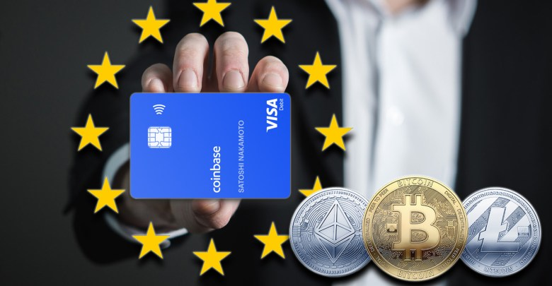 Bitcoin to Masses Coinbase Crypto Debit Card is Conquering Europe