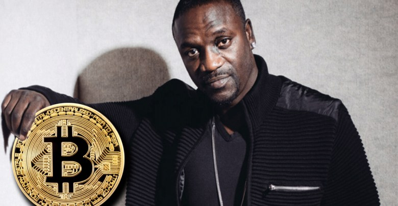 Smack That US Dollar Hip-Hop Singer Akon is All Praise for Bitcoin