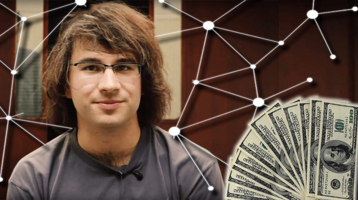 Vlad Zamfir's Startup Raised $14.5 Million for Blockchain Scalability