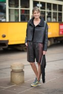 Street Style - Day 2 - Milan Fashion Week Womenswear Spring/Summer 2015