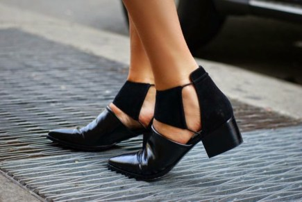 Alexander-Wang-Booties-cut-out-shoes-fashion-trends-tendencias-zapatos-otonCC83o-moda-chicas-street-style-PiensaenChic-Piensa-en-Chic