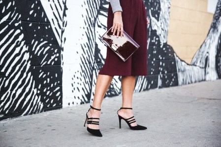 Burgundy_Culottes-Bucklet_Heels-Cropped_Top-Ponytail-Outfit-Los_Angeles-Street_Style-16